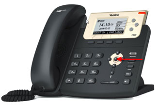 Factory reset instructions for Polycom IP phones and Yealink