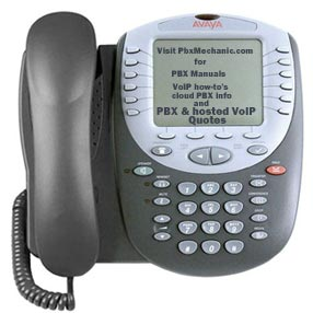 Avaya phone system manuals and IP-Office programming software