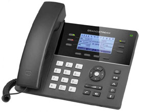 Grandstyream's GXP1760, Internet telephony winner for 2017.