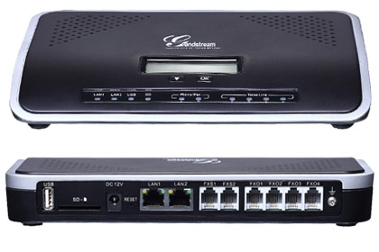 Grandstream UCM 6104 IP PBX