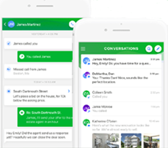 Grasshopper VoIP app for real estate agents.