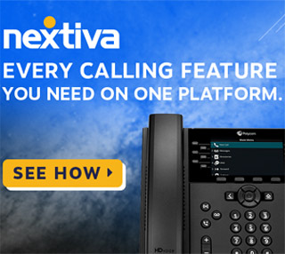 Nextiva VoIP integrated app.