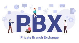 On premise PBX solutions.
