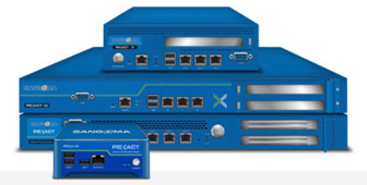 Sangoma's FreePBX appliances.