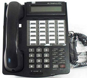 Vodavi telephone (STS) available.